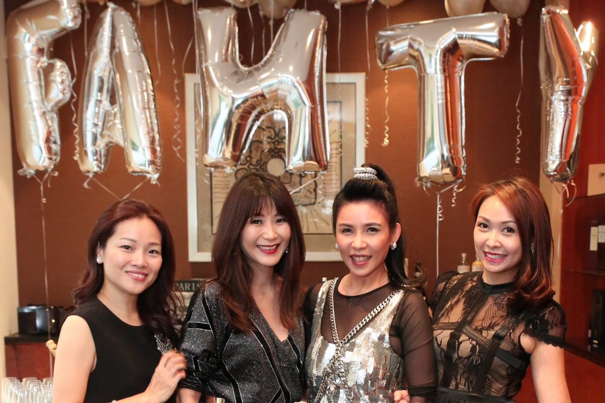 Event Photo Gallery: Fanty Soenardy's Silver Glitter-Themed Birthday Party