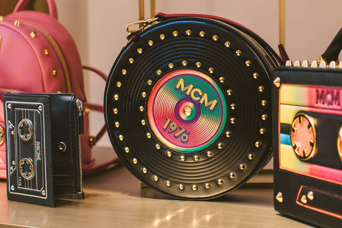 These Latest Accessories From MCM Draws Inspiration From The Wonderful World Of Music