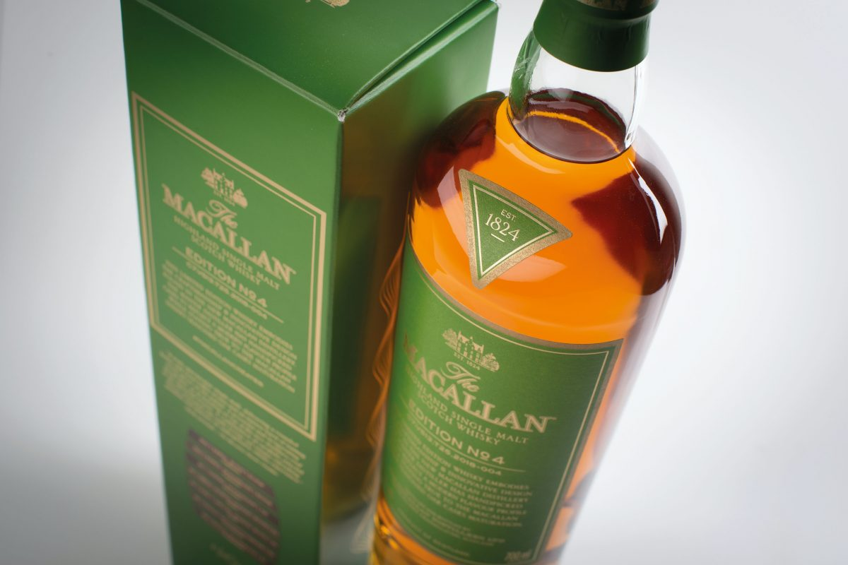 The Macallan Launches Edition No. 4 Single Malt Whisky