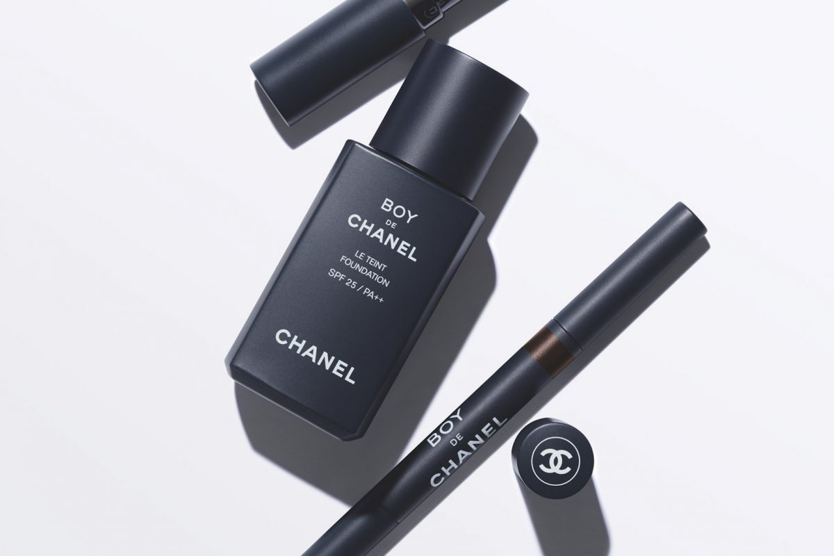 Chanel's makeup line for men will soon be available in Singapore