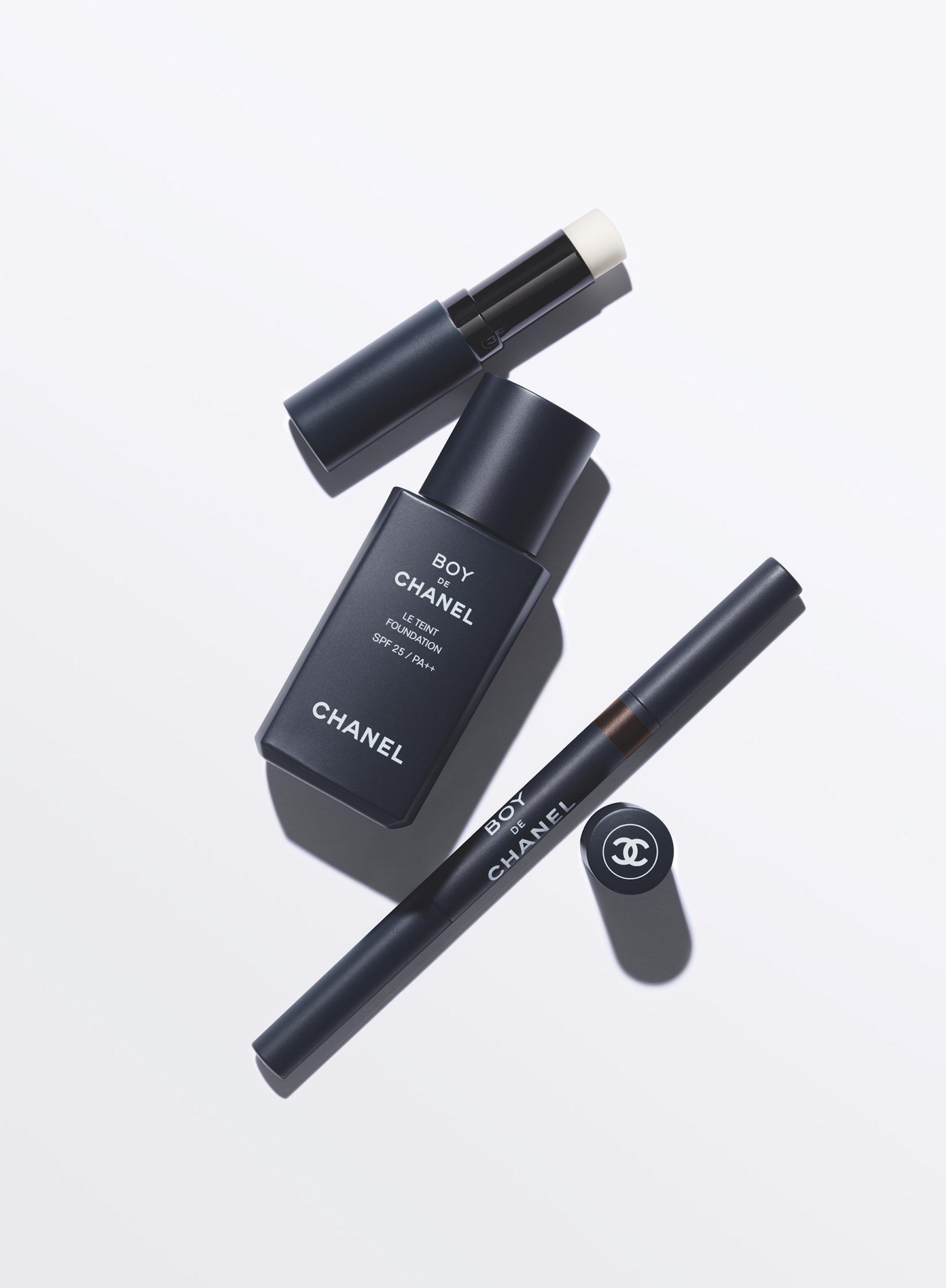 Chanel launches makeup for men Boy De Chanel