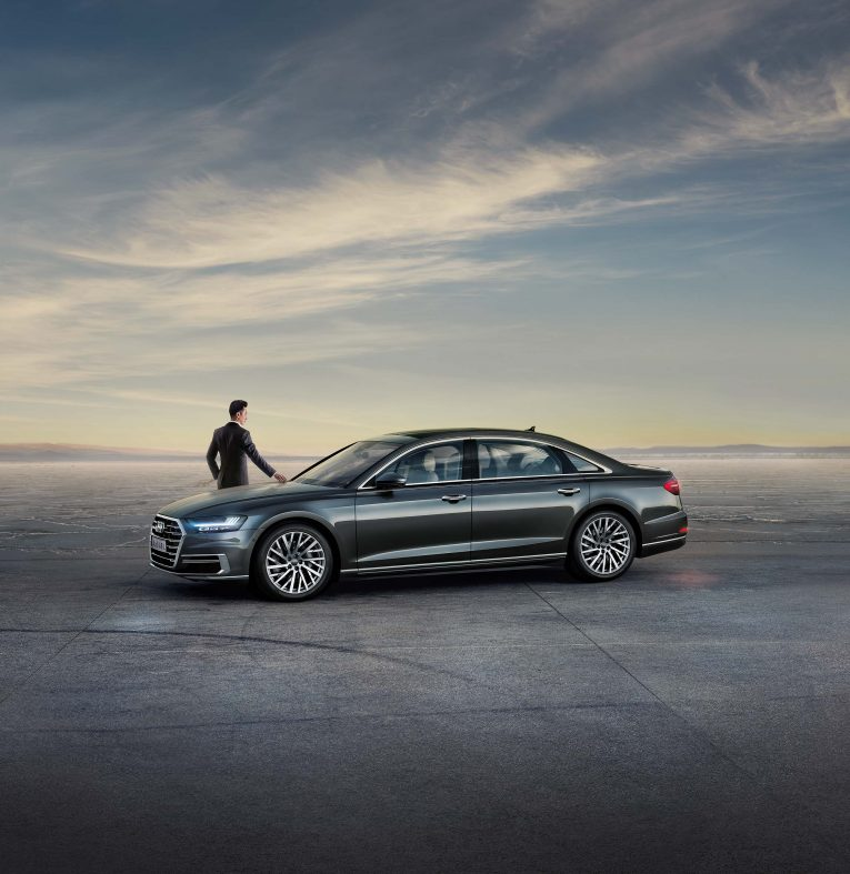 The New Audi A Proves Itself To Be A HighTech Intuitive Drive - Audi luxury car