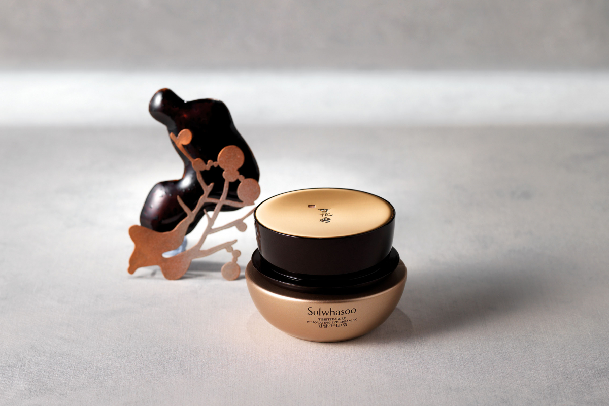Tech, Time, Herbs And Pine Make The New Sulwhasoo Timetreasure EX Line
