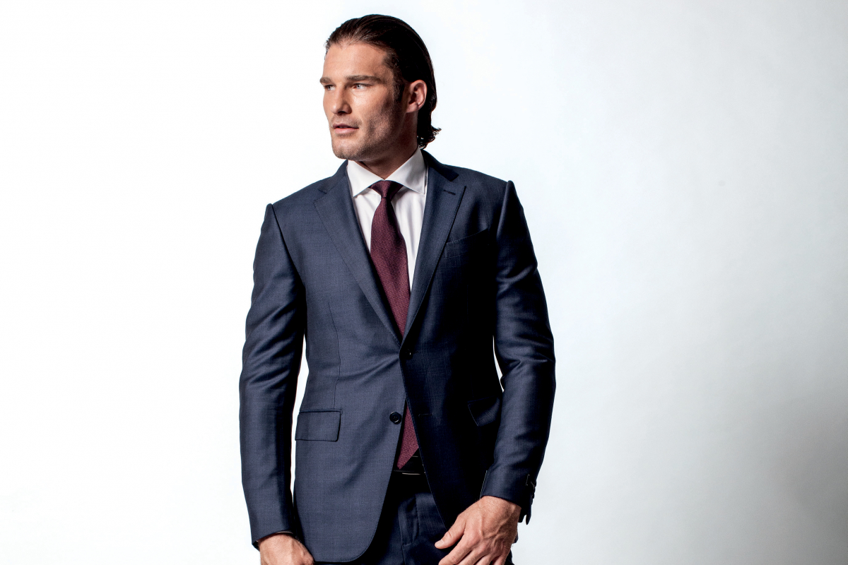 Prestige Style in August: Strong Suit