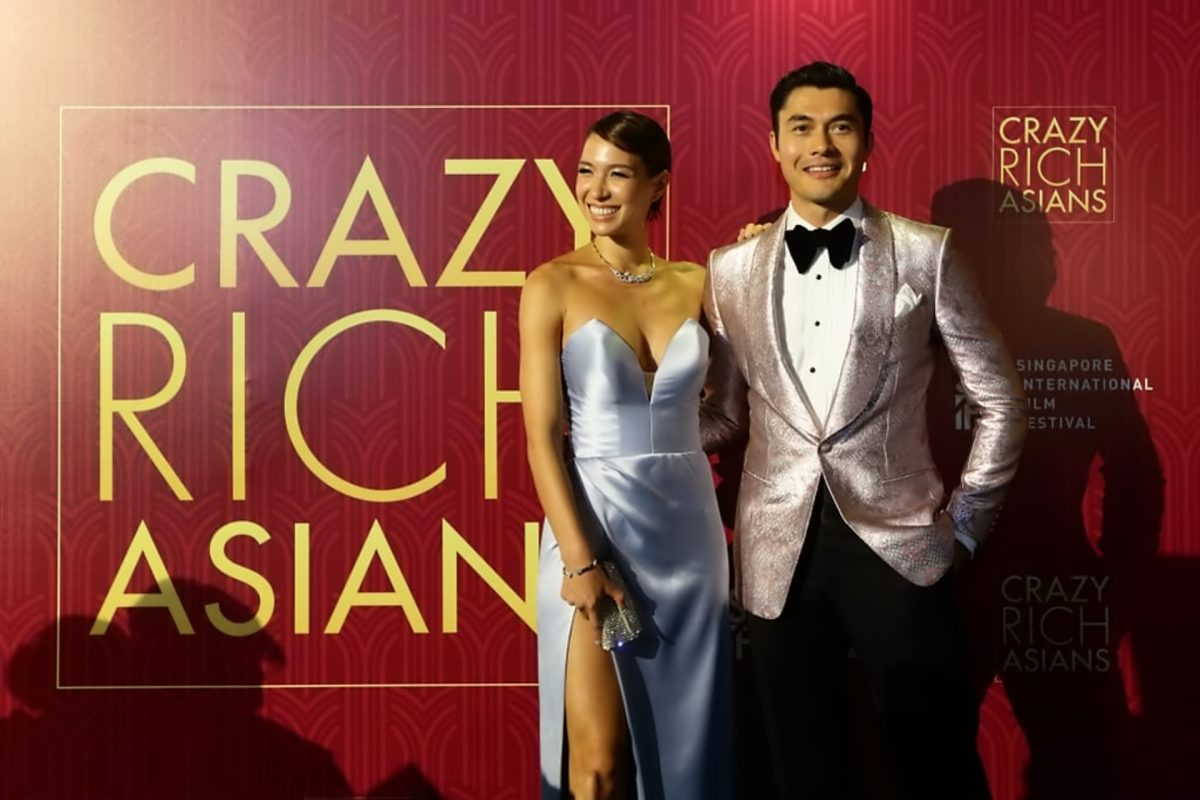 #Hashtag: The Real Crazy Rich Asians At The Singapore Premiere