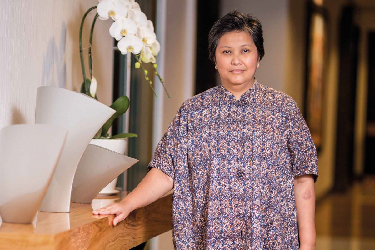 Lestari Moerdijat, Deputy Chairman of Media Group, Embraces the Unfamiliar