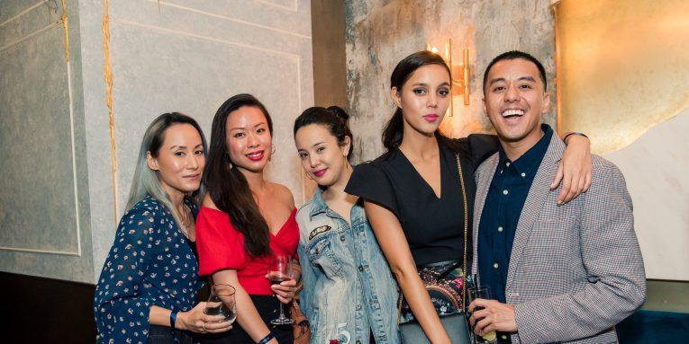 Sieglinde Tong, Tasha Ling, Victoria P. Herrera, Helena Chan, Paul S