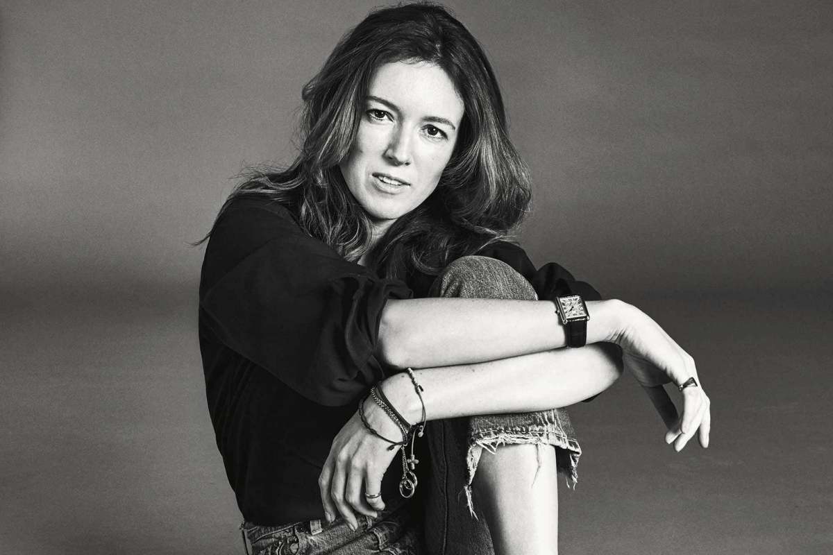 CLARE WAIGHT KELLER: More Power Dressing for Modern Women in Givenchy