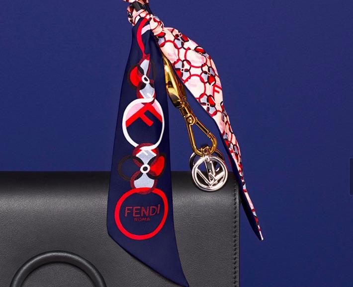 Fendi customisable bag