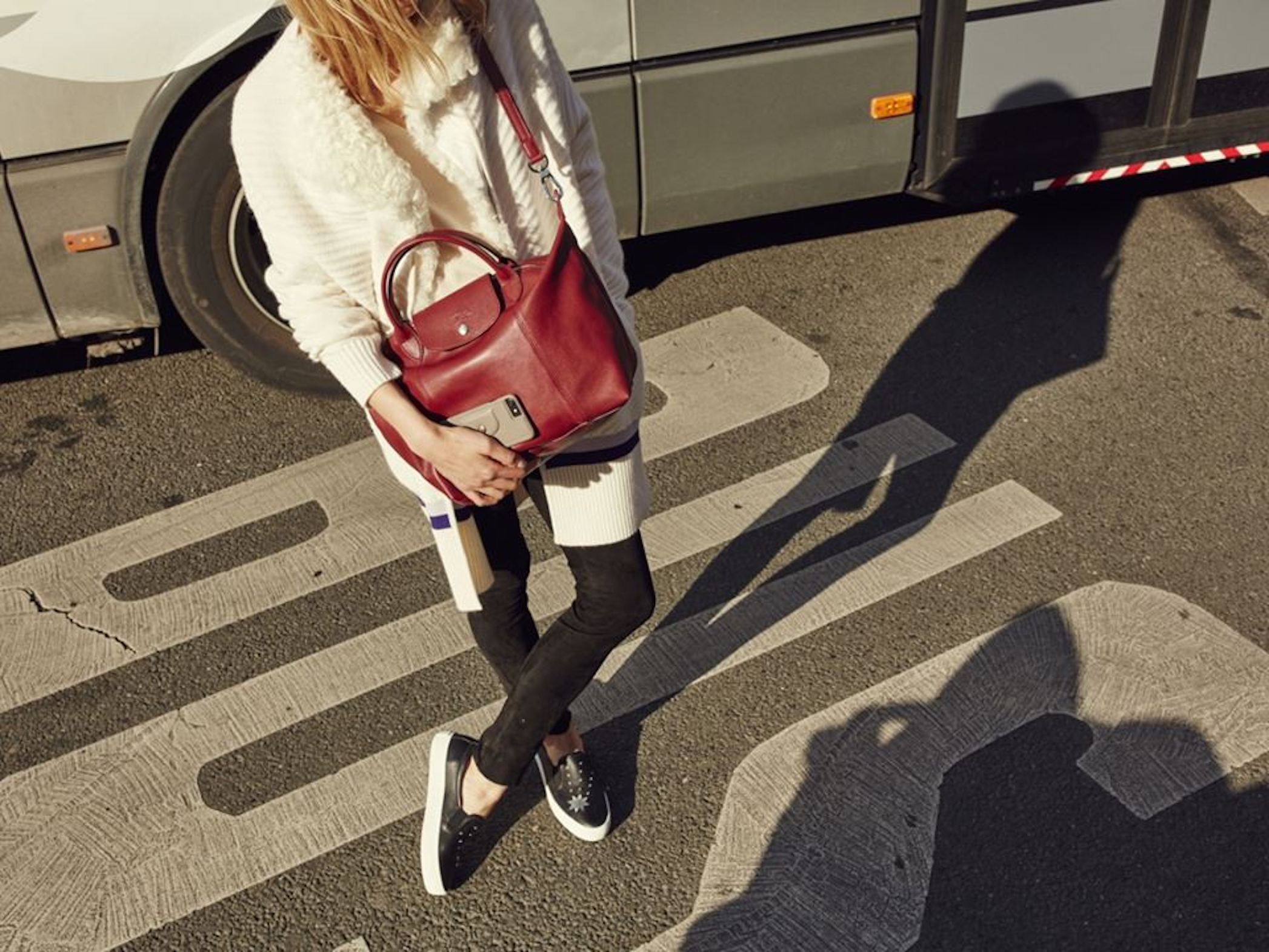 Customisable bags Longchamp