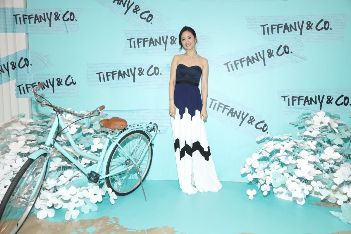 驚豔綻放 :全新珠寶系列 Tiffany Paper Flowers