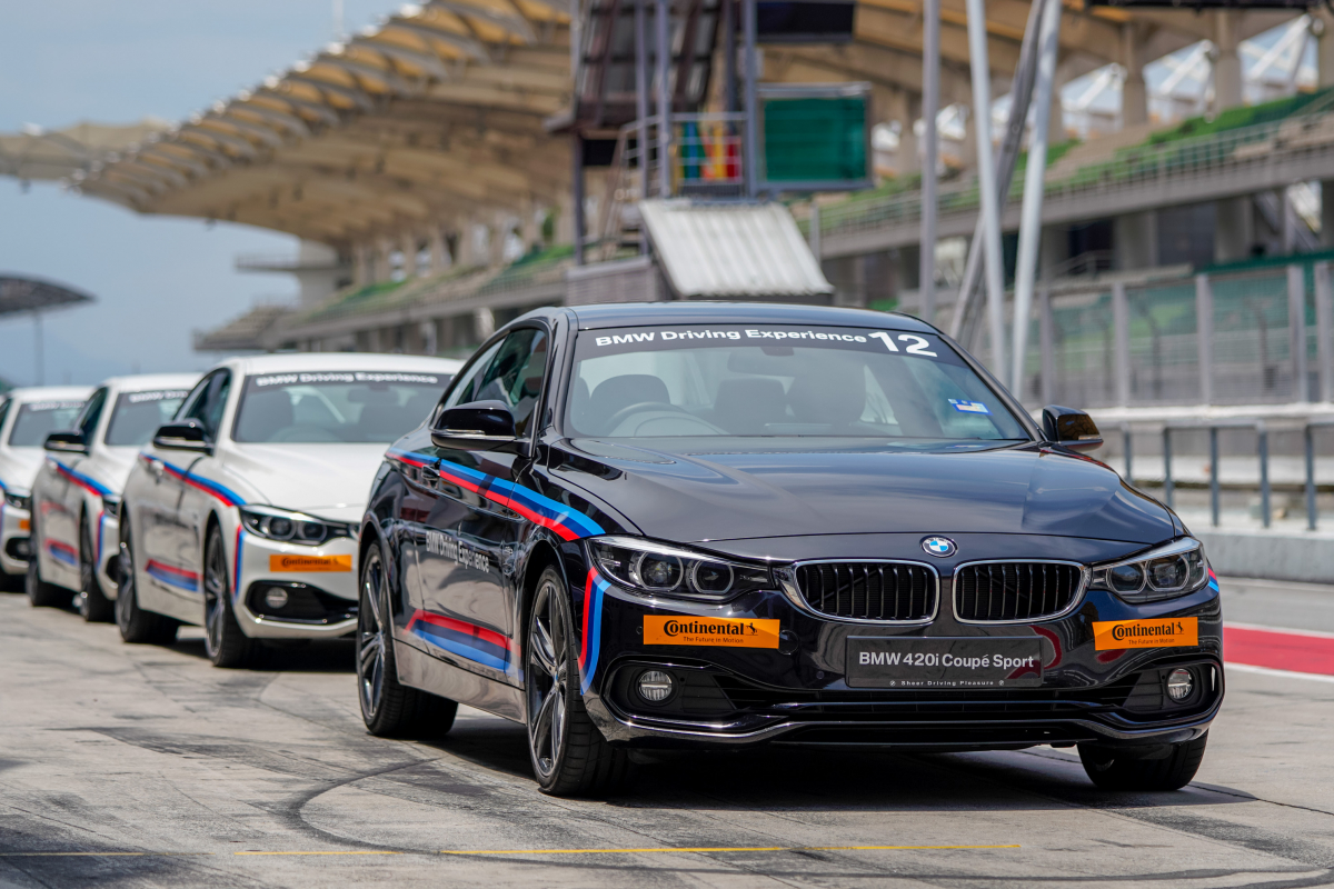 Taking A Spin At Sepang With The BMW Driving Experience