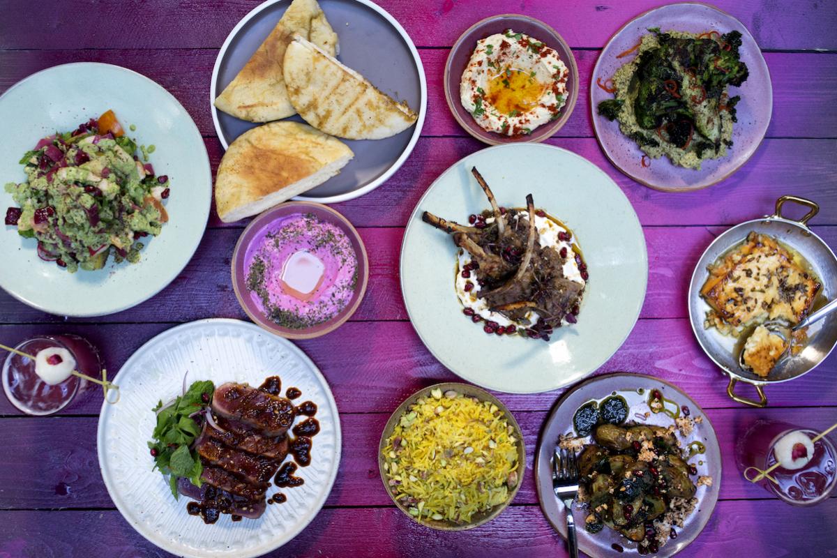 Bedu: Middle Eastern Food for Modern Appetites