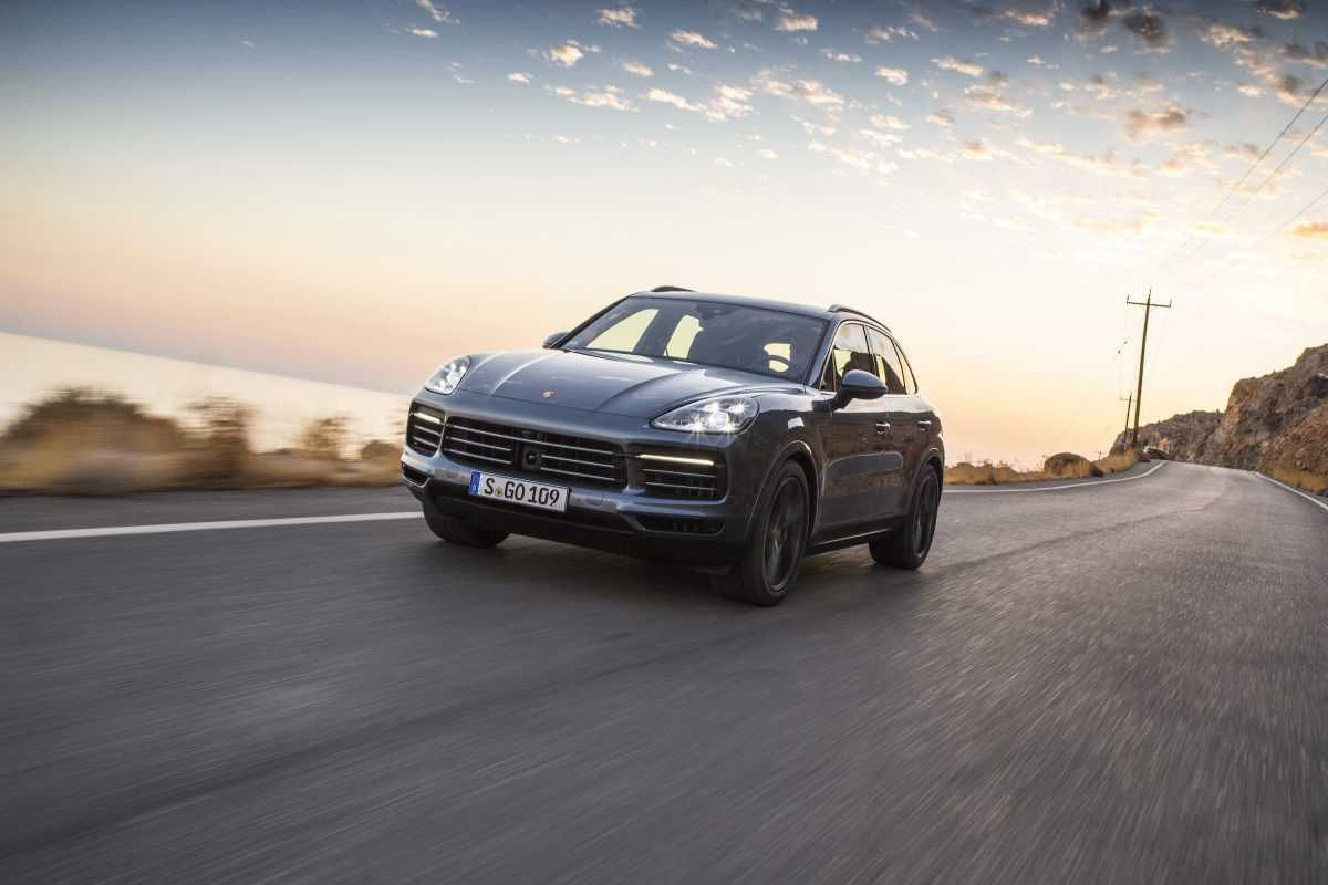 7 New Features Of The Brand New Porsche Cayenne
