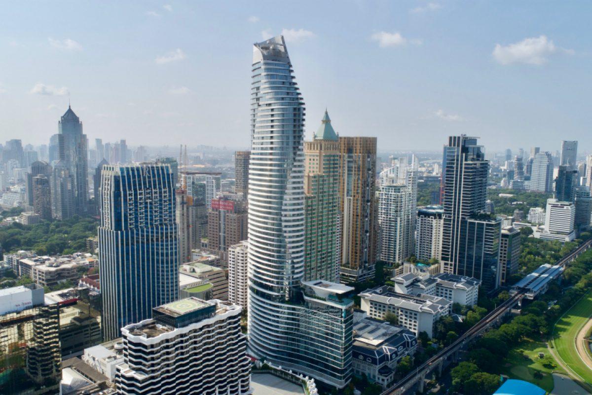 Waldorf Astoria Bangkok makes a grand debut