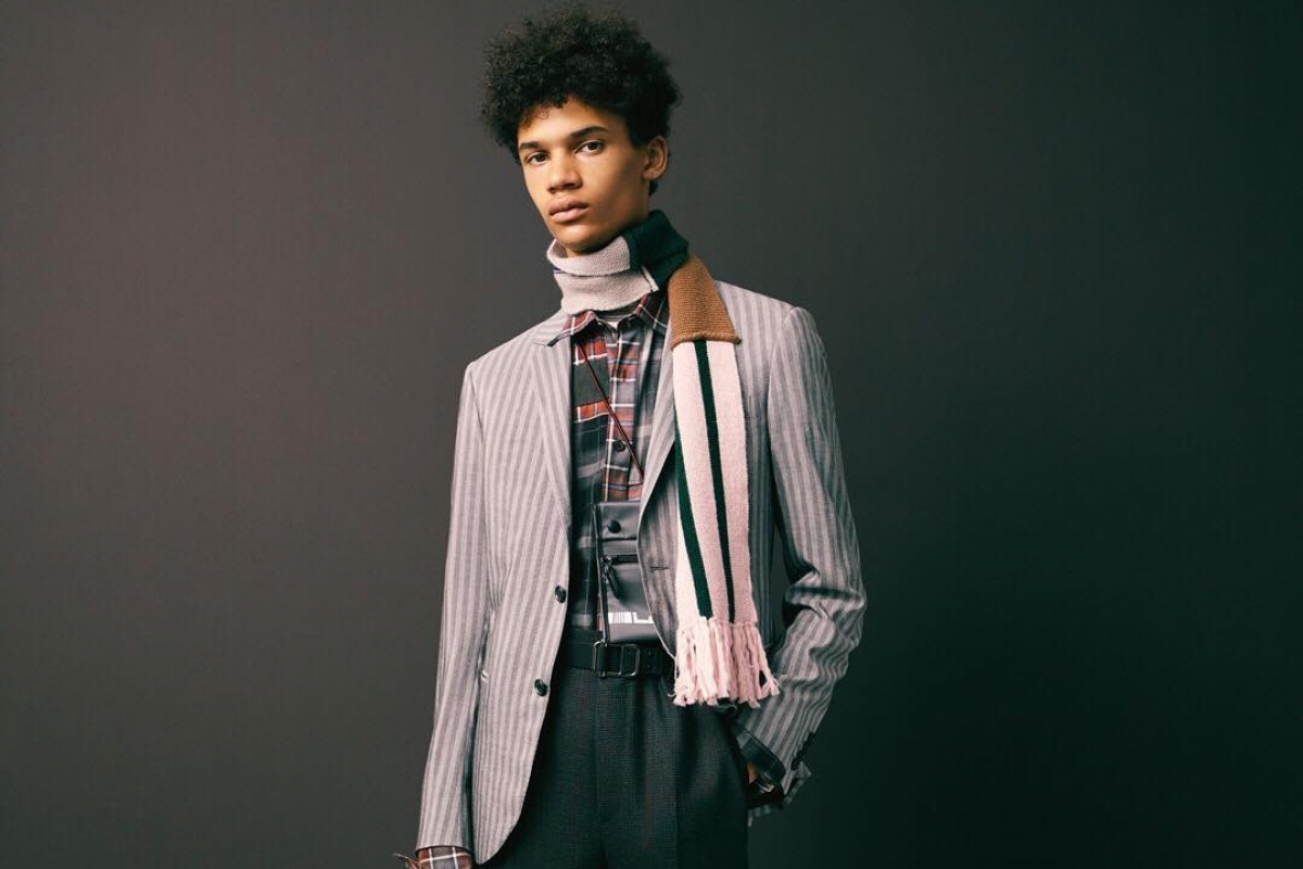 Pick Up the Best of Lanvin's Pre-Fall 2018 Collection for Men and Women