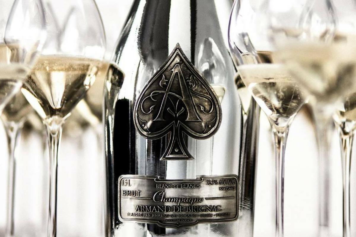 Champagne Armand de Brignac Releases Blanc de Blancs Magnum