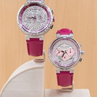 Tambour Moon LV277 and Tambour LV277