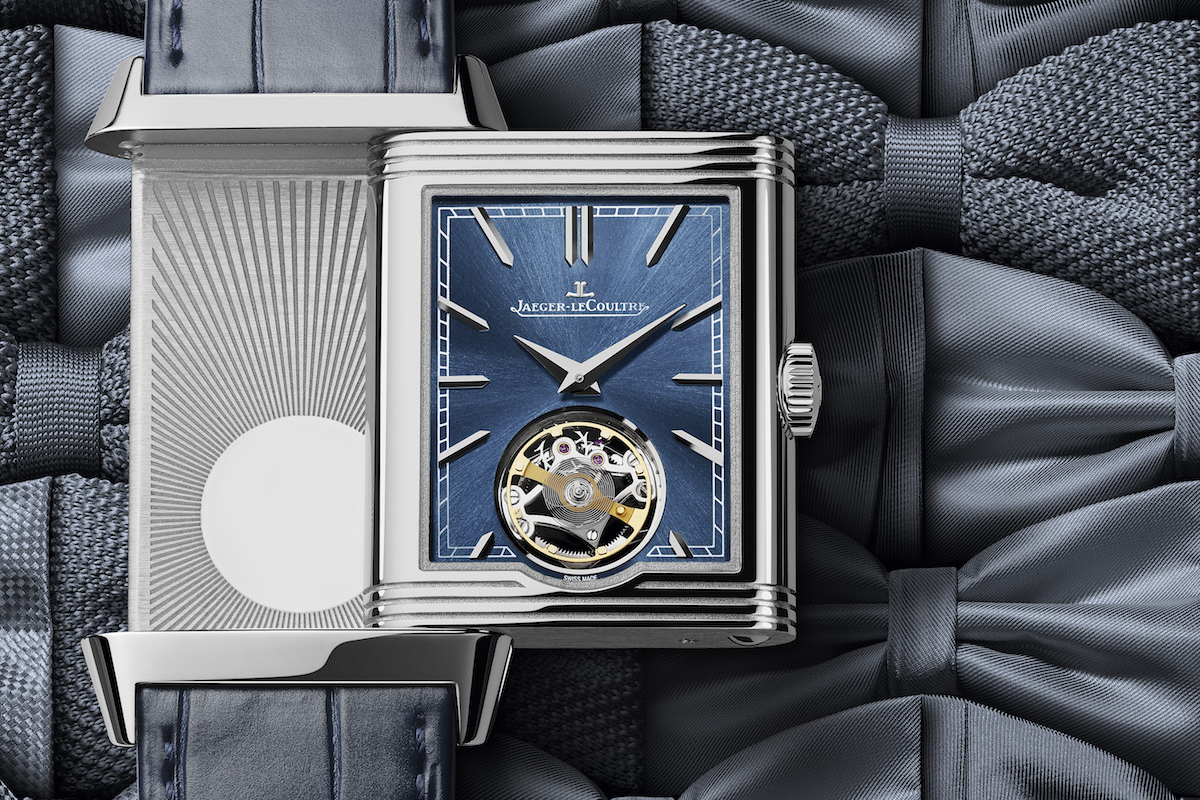 Jaeger-LeCoultre Returns With A New Reverso
