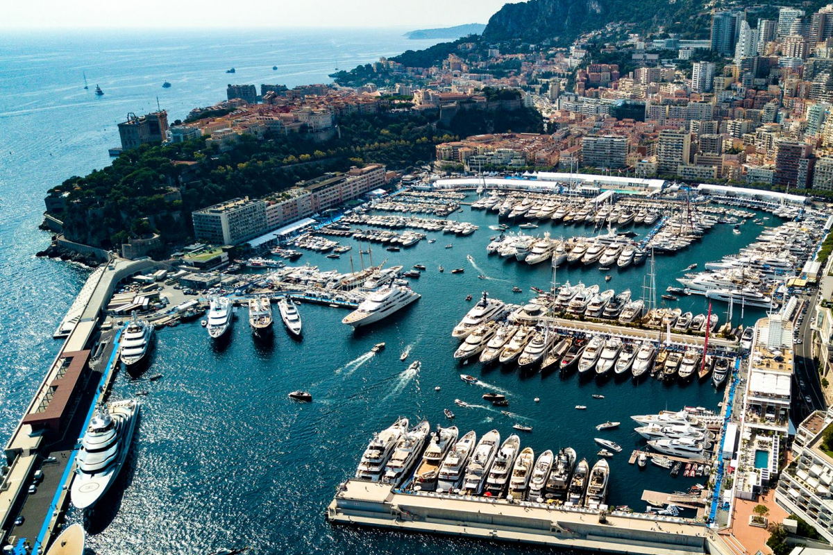 What To Expect At The 28th Annual Monaco Yacht Show 2018
