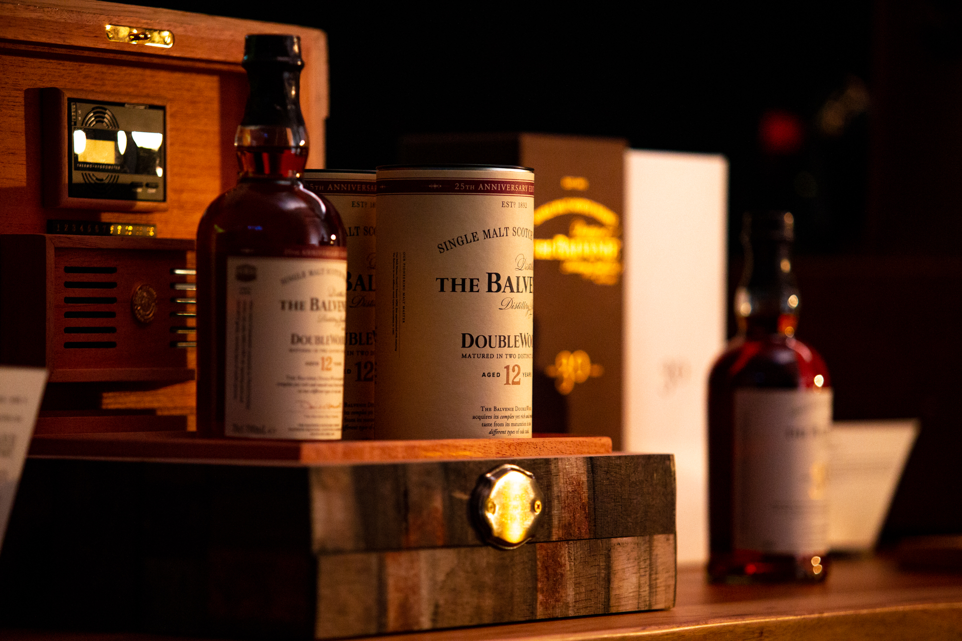 The Balvenie House Of Craft Singapore