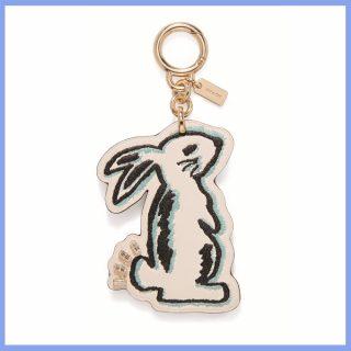 Selena Bunny Charm