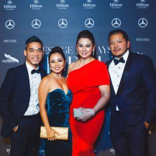 Benjamin Lai, Olivia Chow, Kerry Yong-Nair and Ben Nair.