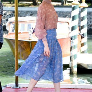 Emma Stone in Fendi resort 2019