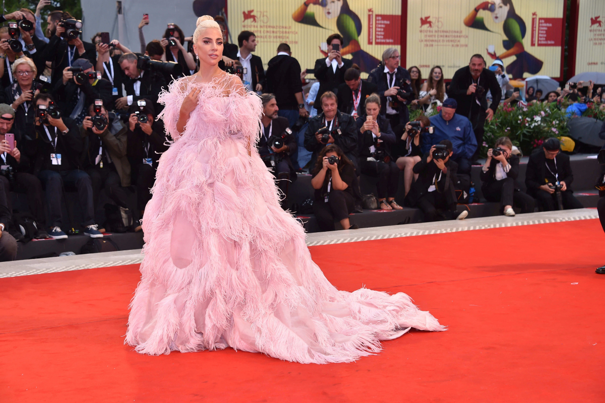 The Best Dressed Stars at 75th Venice Film Festival 2018