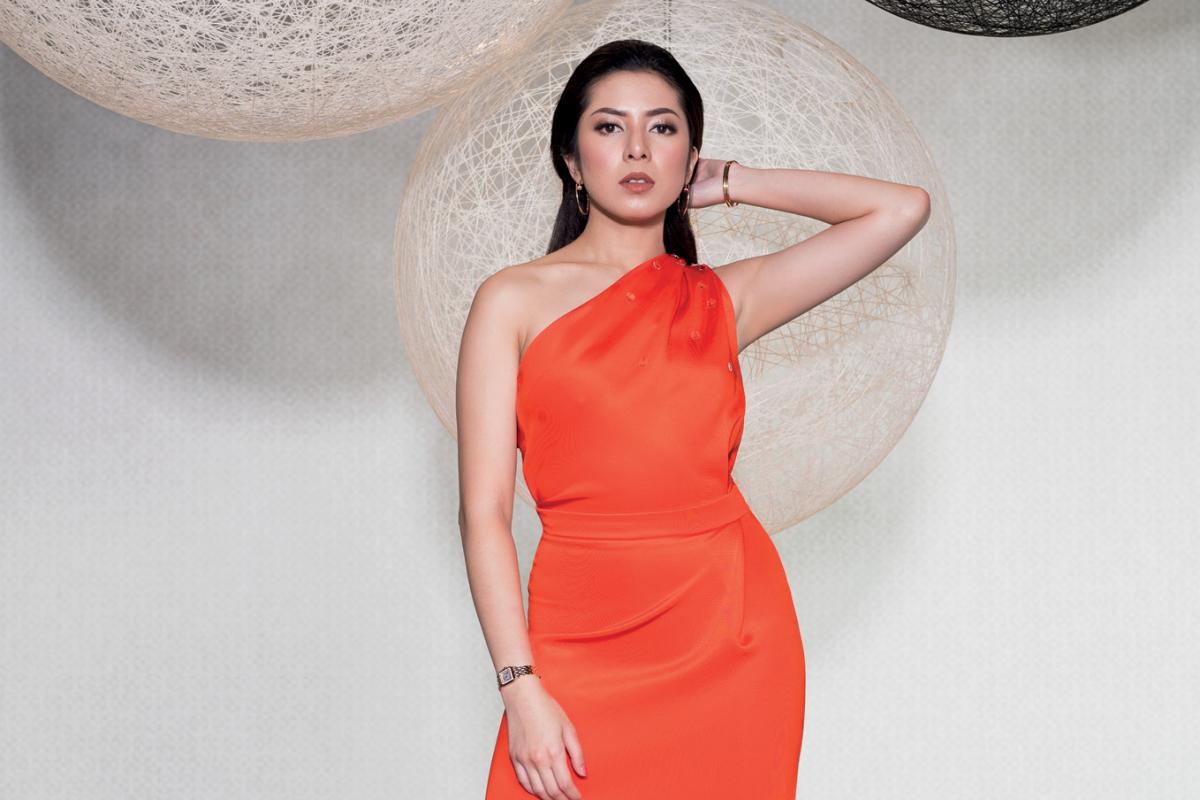 Prestige September/Fashion Issue 2018 with Vannya Istarinda