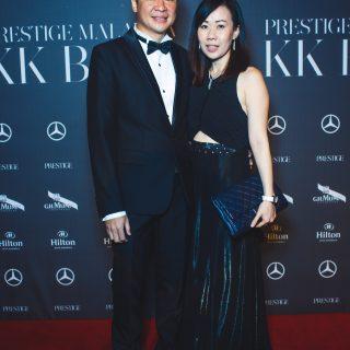 Martin Tiu and Dr. Lorraine Lim.