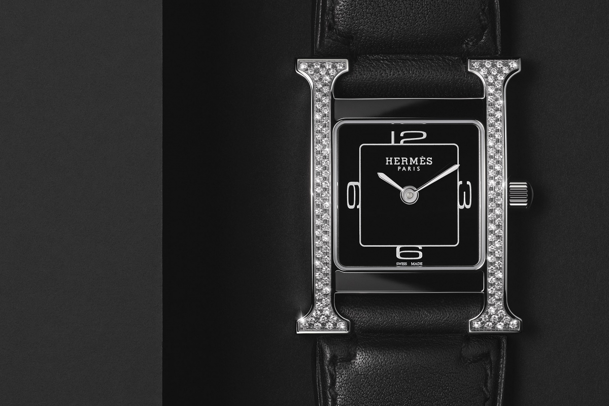 It's Always Happy Hour With The Heure H Double Jeu By Hermès