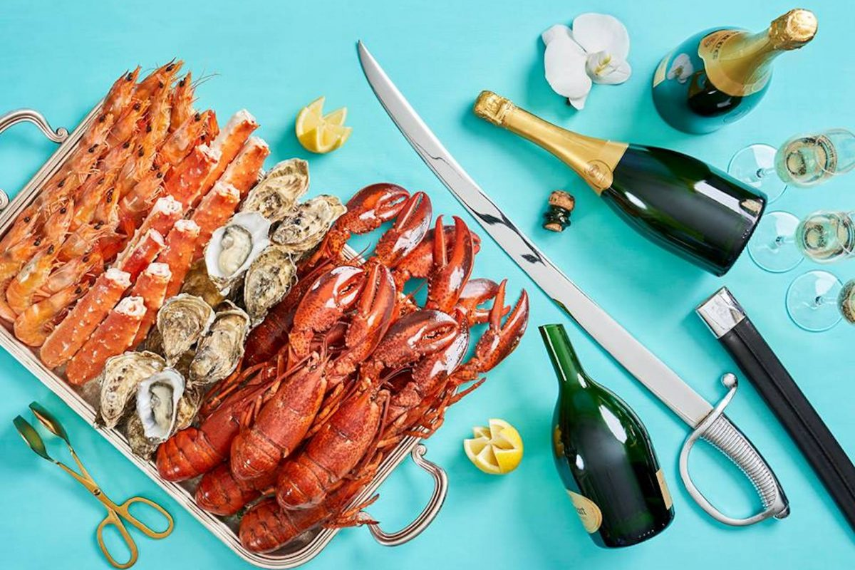 Singapore's 10 Best Sunday Champagne Brunches