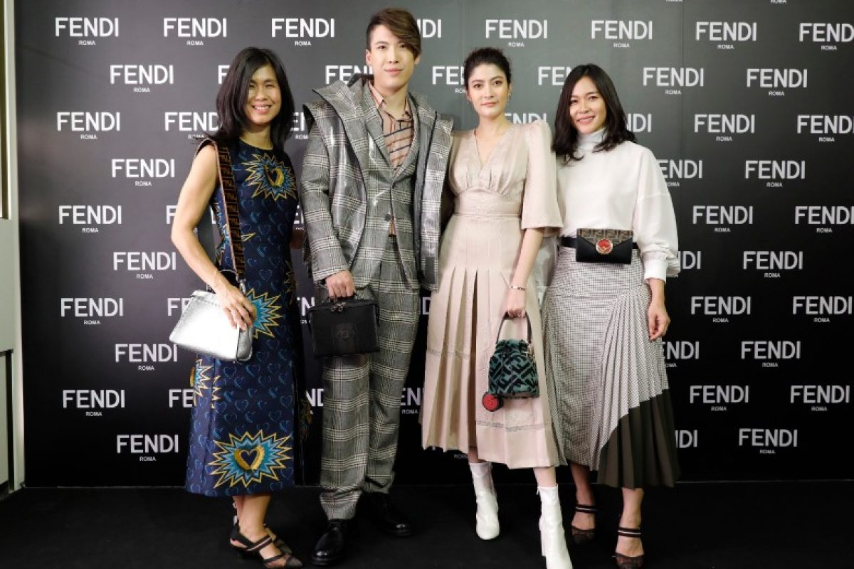 Fendi Siam Paragon Reopens Its Door