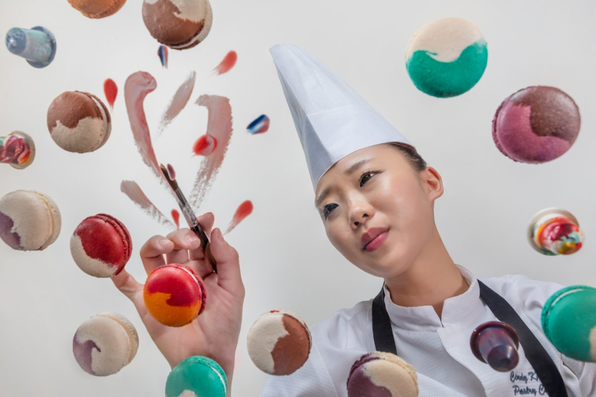 Take The Cake: Cindy Khoo Of Hilton Singapore Introduces New Creations For D9 Cakery