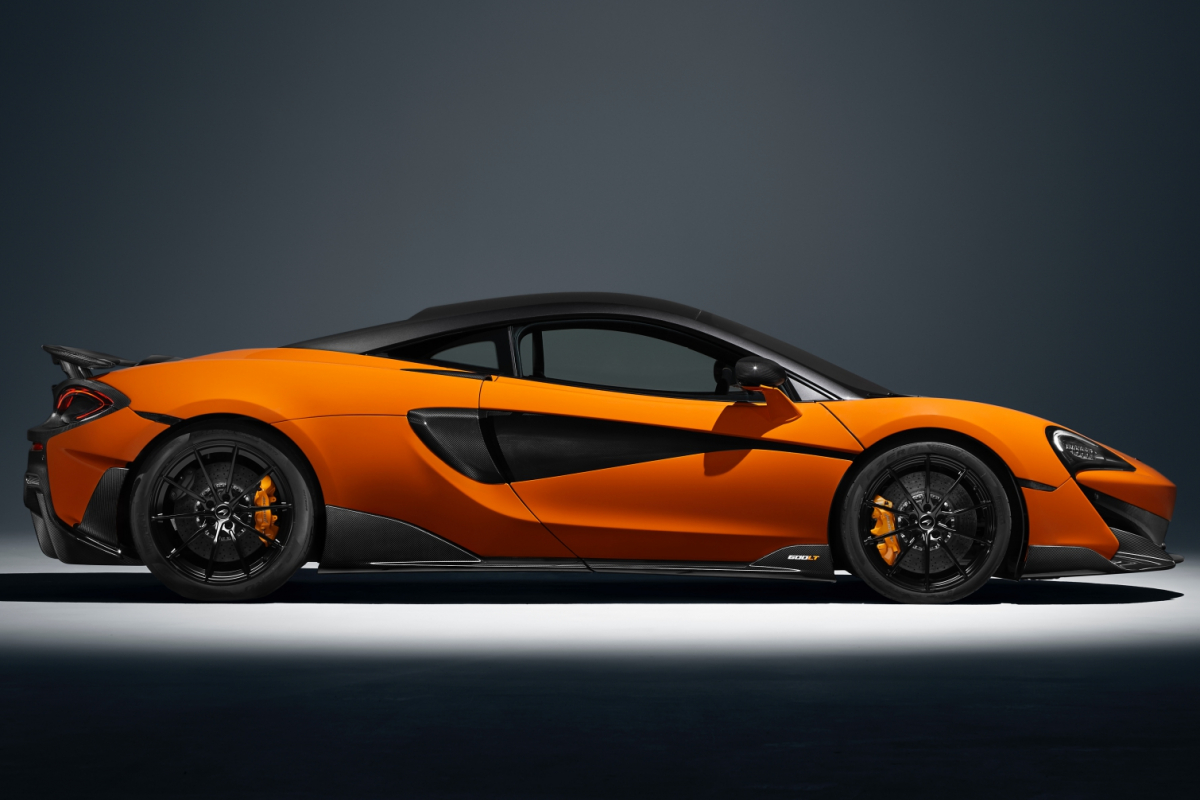 The McLaren 600LT Debuts In Singapore, Just In Time For F1