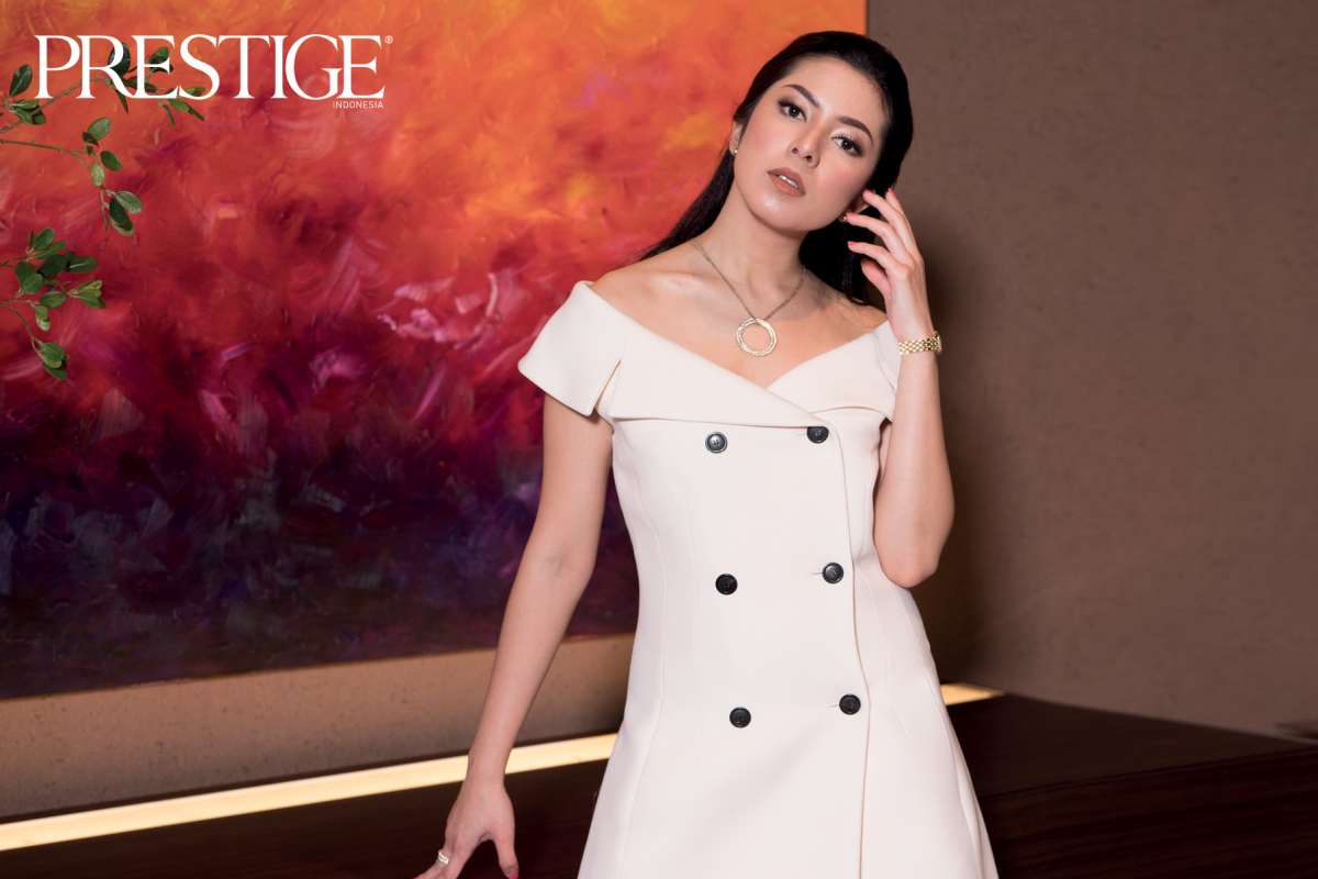 Vannya Istarinda Embodies the High-Street Fashion Lifestyle