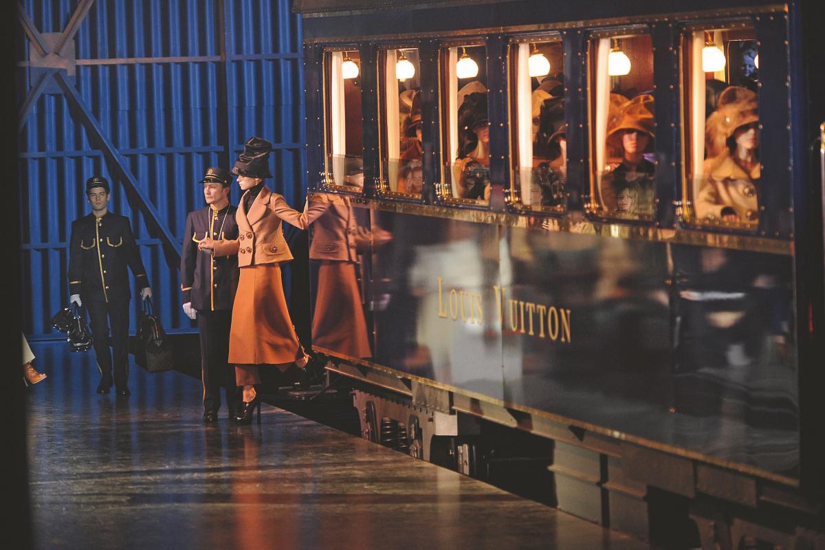 紀錄經典 Louis Vuitton CATWALK 時裝系列全集