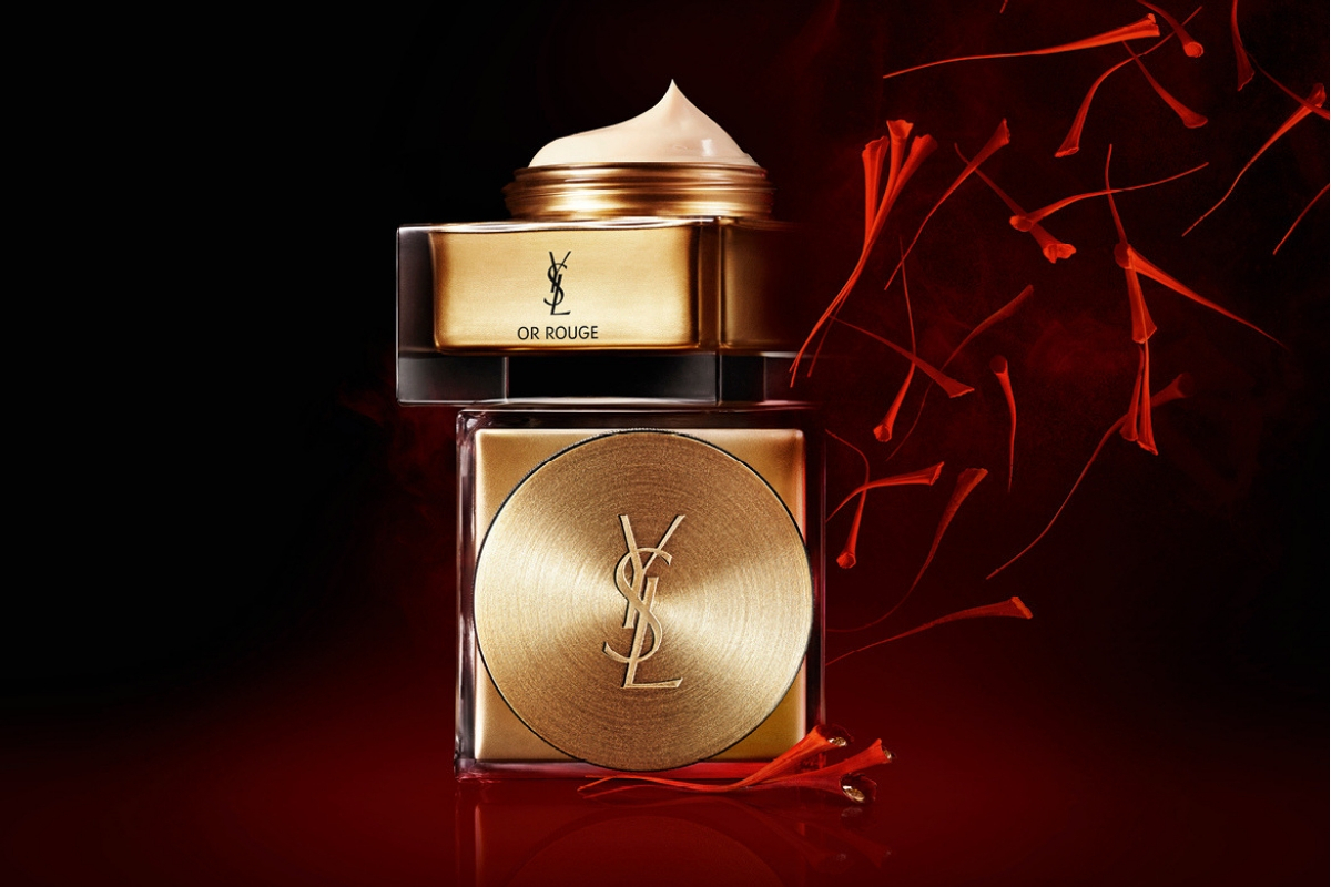 YSL Beauté Presents: Or Rouge