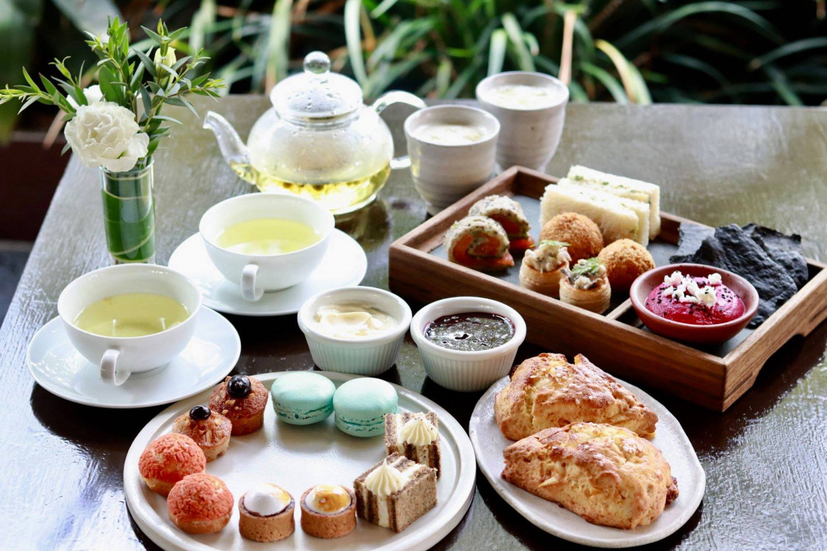 10 Most Decadent Weekday Afternoon Tea Spots In Singapore