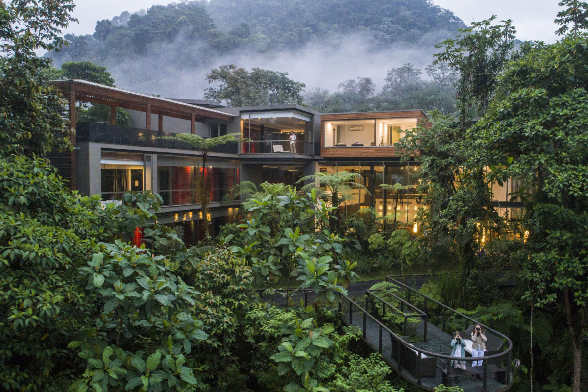 The World's Most Beautiful Eco-friendly Hotels