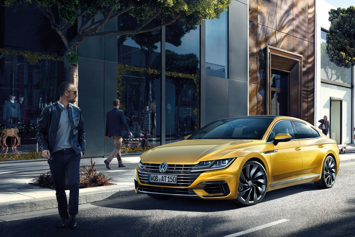 Speedy Sports Car Review: Volkswagen Arteon (1Of4)