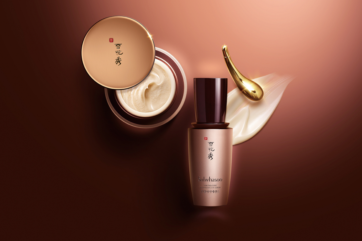 Sulwhasoo's Timetreasure line, the New Generation of Premium Anti-Aging Solution