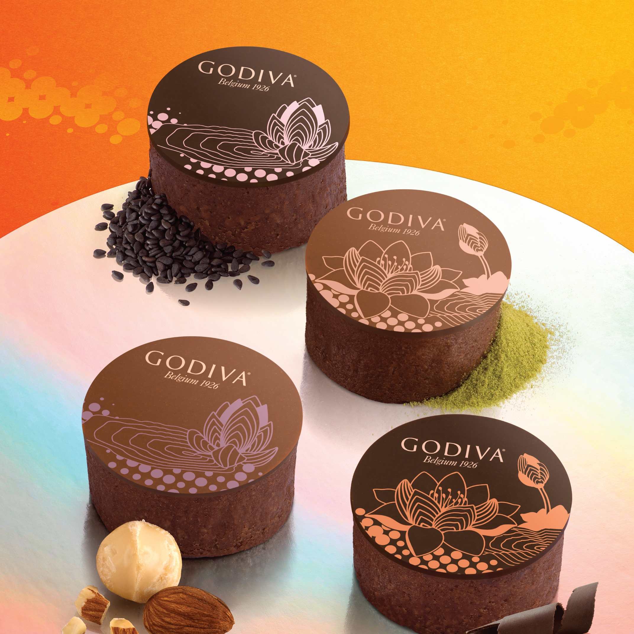More Out Of This World Mooncakes From Godiva To Guinness