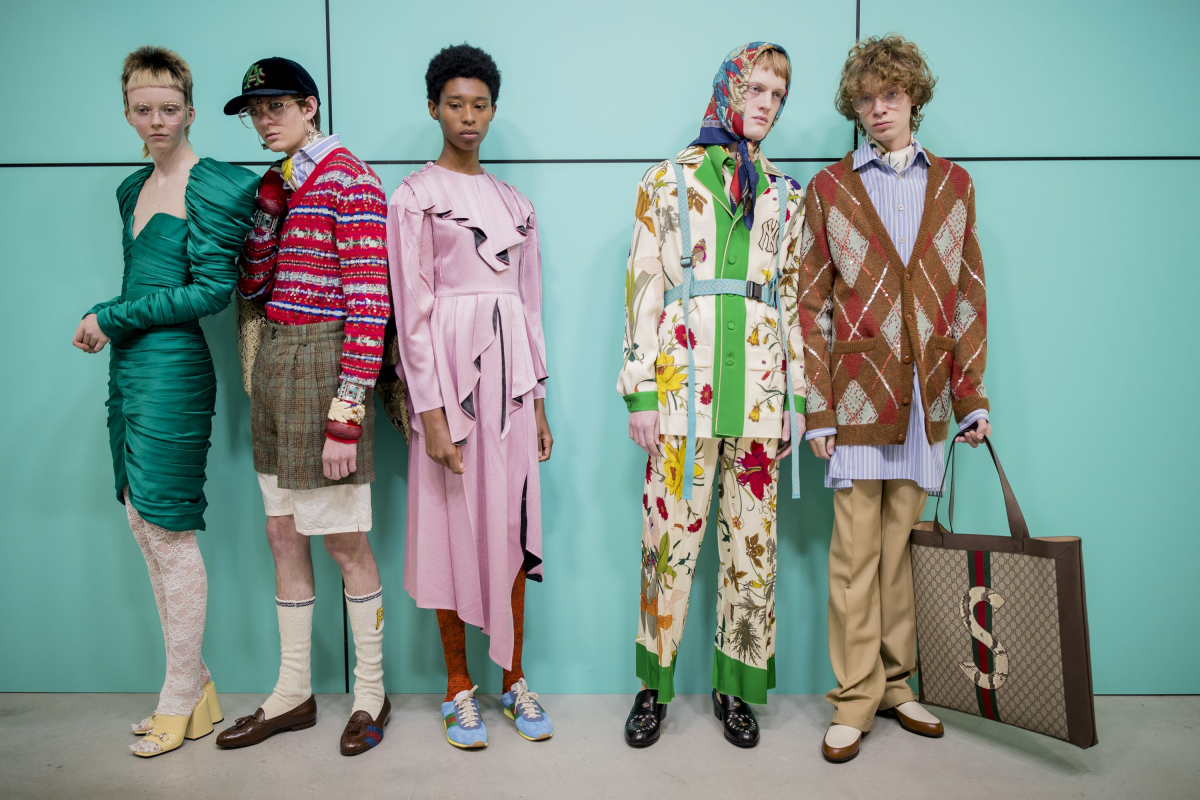 The Fall/Winter 18 Trend Report: Women's and Men's Collections