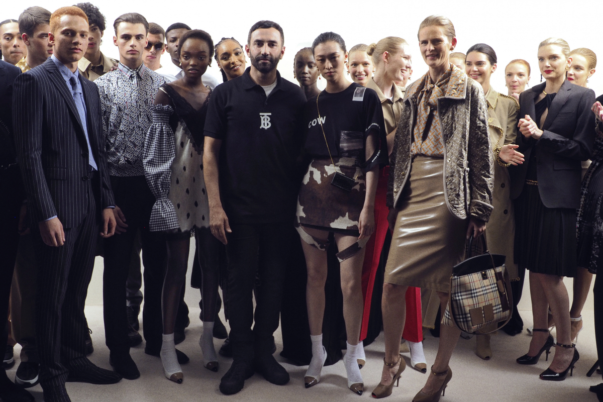 London Fashion Week 2018 News Highlights on SS19 Collections