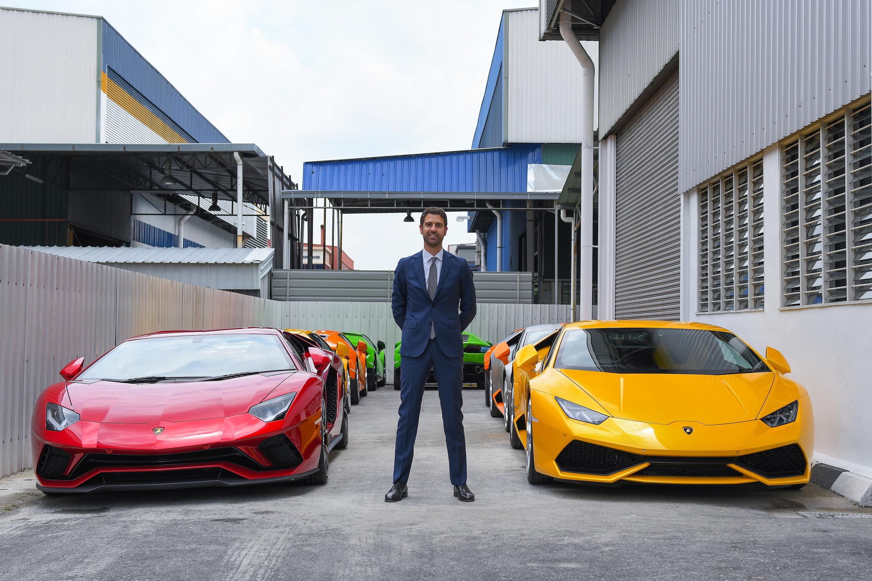 The Lamborghini Urus As Told By Matteo Ortenzi Prestige Online