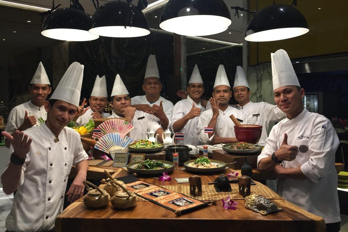 Love Thai Food? Go Wild For It At Sedap Restaurant in Pullman KLCC
