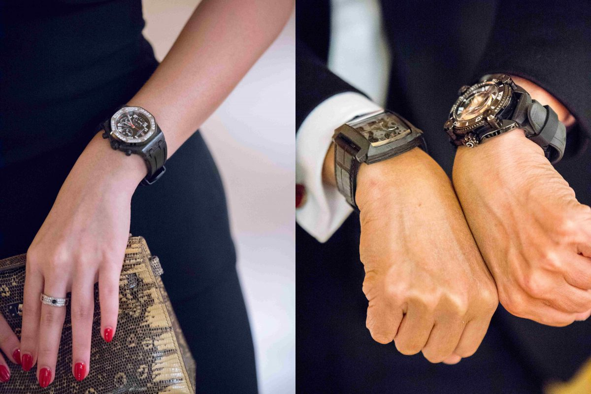 Prestige Picks: Luxury Watches That Clocked In At The Prestige Ball 2018