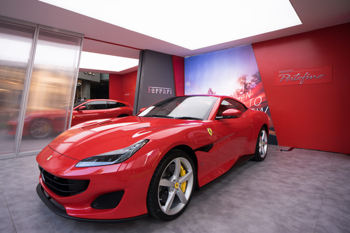 The Ferrari Pop-Up Experience Arrives In Malaysia